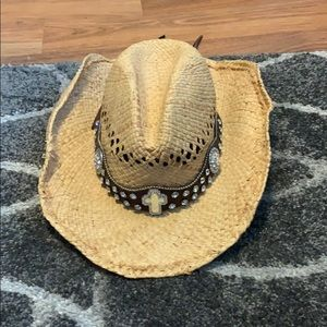 Sparkly Cowgirl Hat